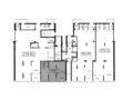 Коммерческое помещение 77 м², Комендантский 71 - План