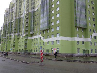 Торговое помещение, Новая охта, Муринская 84, 12-Н