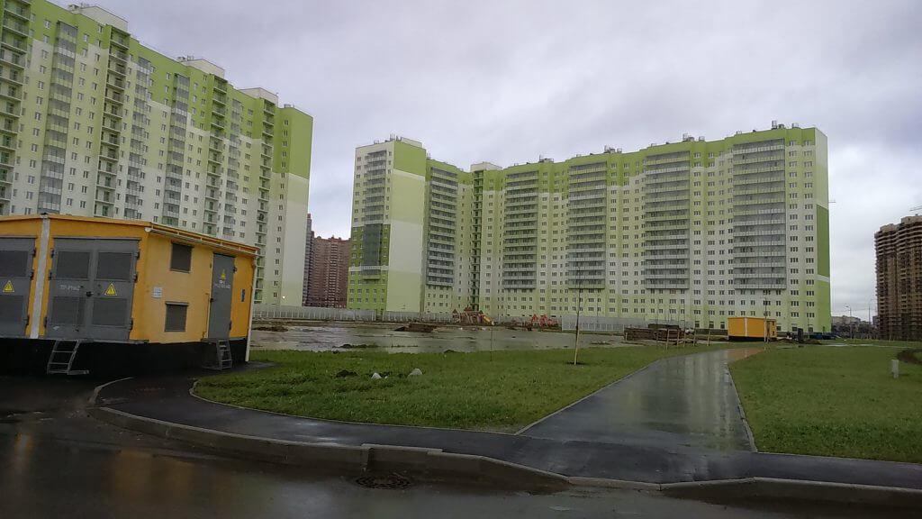 Торговое помещение, Новая охта, Муринская 84, 11-Н