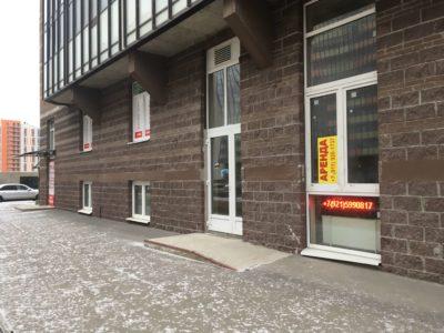 Торговое помещение п. Мурино, Воронцовский бульвар д. 17
